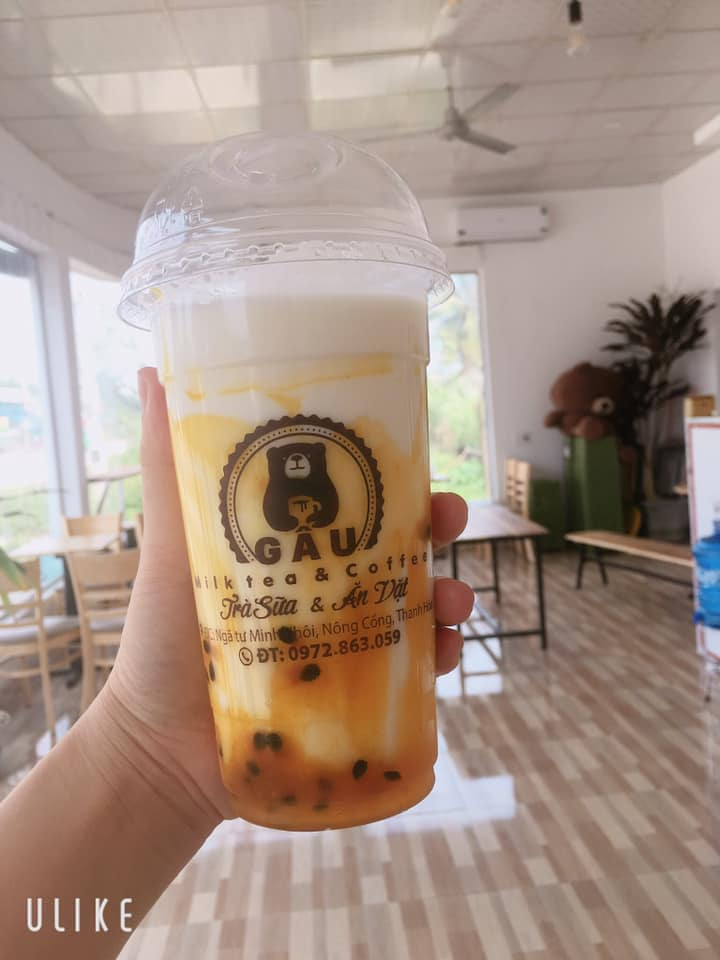 GẤU Milk Tea &Coffee