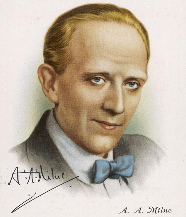 A.A.Milne (1882-1956)