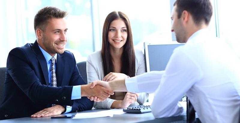 Tạo niềm tin và ấn tượng với khách hàng