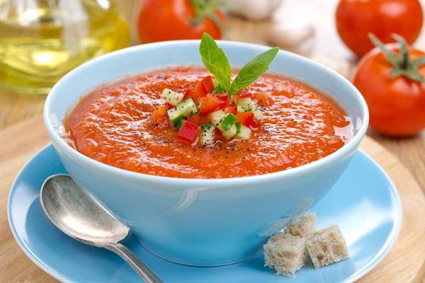Gazpacho - Súp lạnh Tây Ban Nha