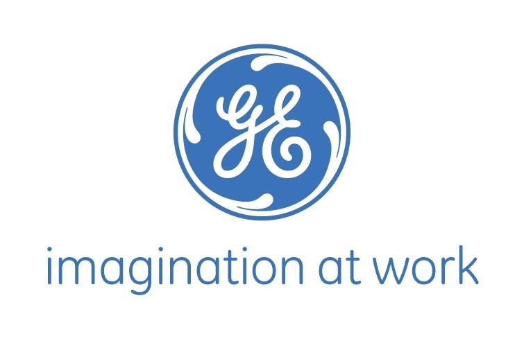 Logo thương hiệu máy giặt GE