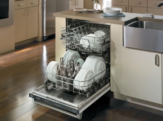 Máy rửa chén GE (Ảnh minh họa)