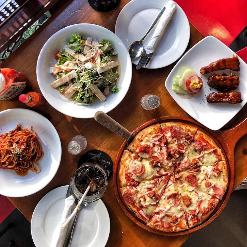 Những món ăn mang đậm chất Italia