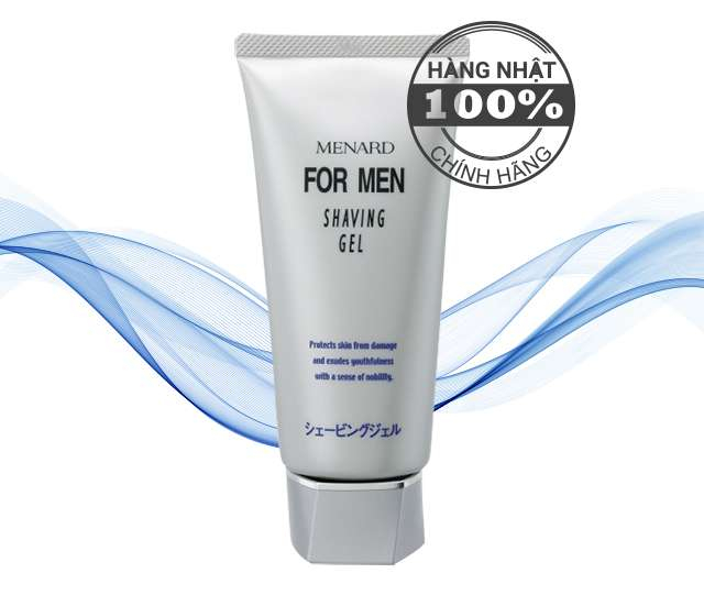 Gel cạo râu Menard For Men Shaving Gel