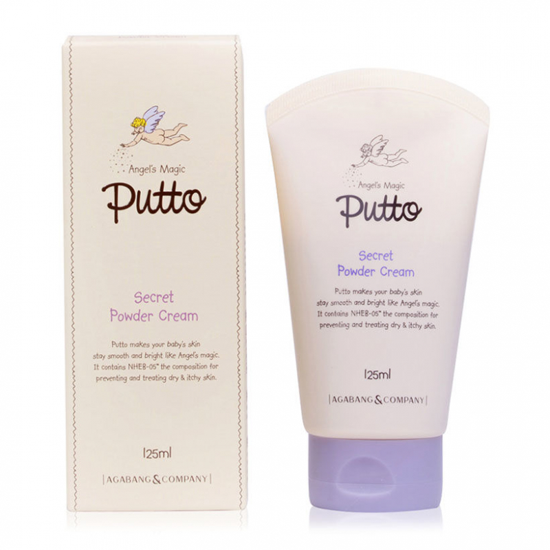 Gel dưỡng da cho bé Putto Secret Liquid - Hàn Quốc