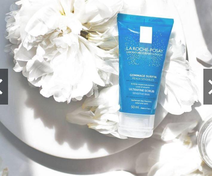 Gel Tẩy Tế Bào Chết Cho Da Nhạy Cảm La Roche-Posay Ultra Fine Scrub Sensitive Skin
