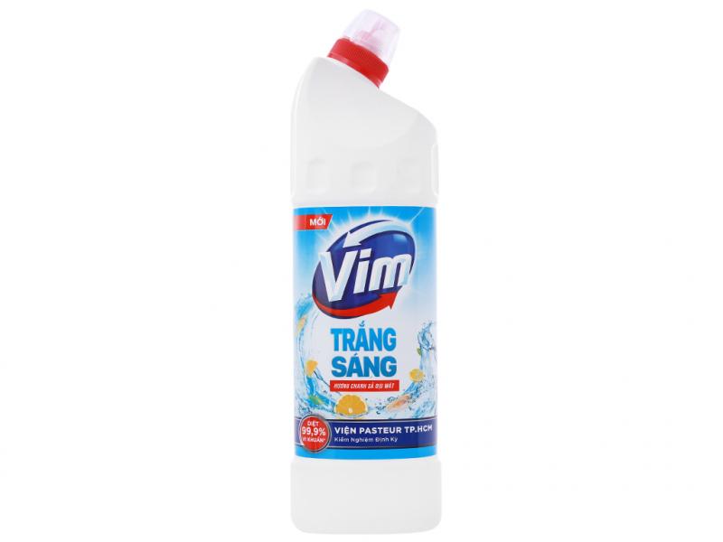 Gel tẩy rửa VIM trắng sáng