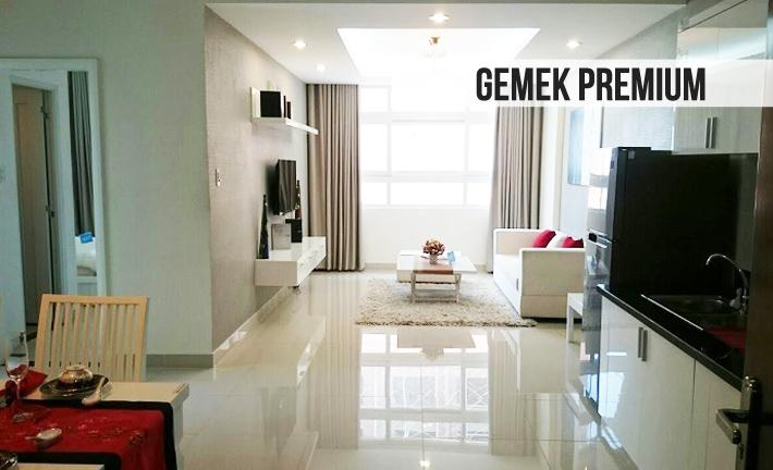 Căn hộ mẫu Gemek Premium