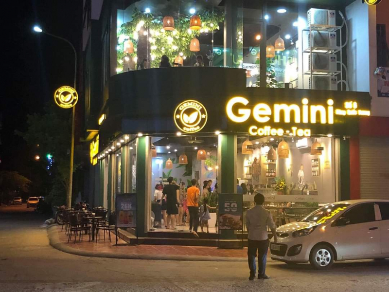 Gemini coffee