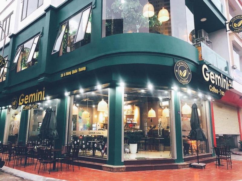 Gemini Coffee - 6 Hùng Quốc Vương, Việt Trì