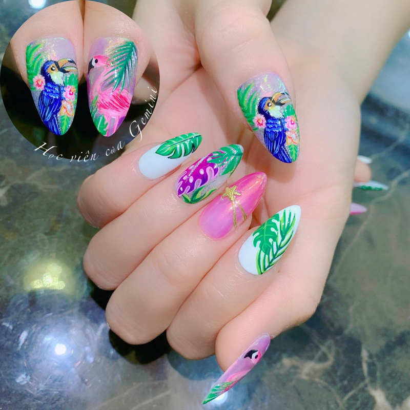 Gemini Nails and Beauty