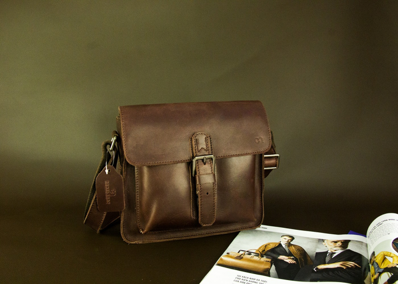 Gentleman - Leather For Man