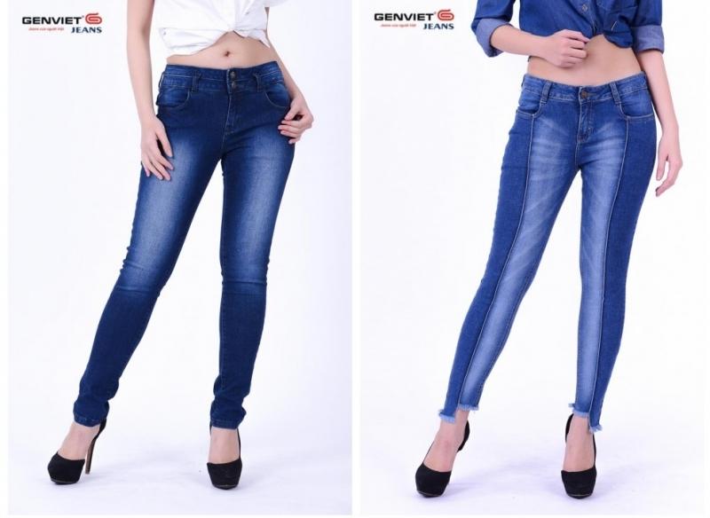 Các sản phẩm quần jeans tại GENVIET Jeans chắc chắn sẽ không làm bạn phải thất vọng