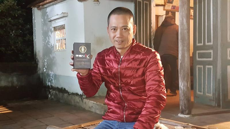 Đạo diễn, diễn viên Bình Trọng tin dùng GenX