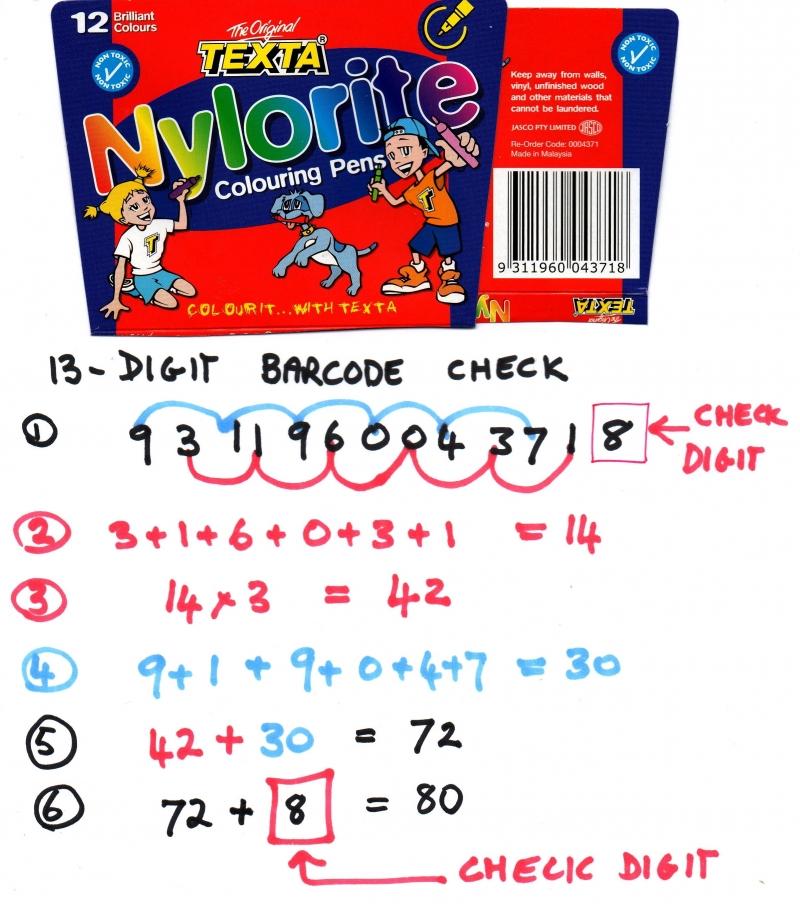 Những phần mềm như thế này sẽ giúp thay thế cách tính barcode thủ công.