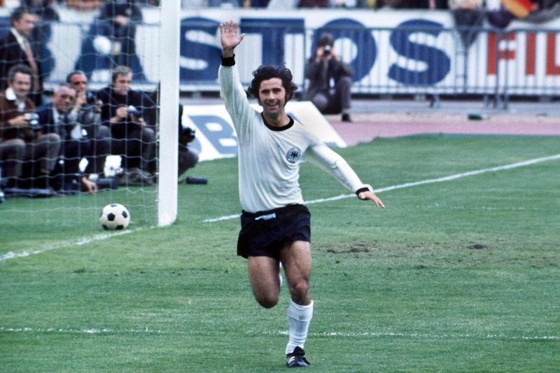 Gerd Müller là một trong những tay săn bàn xuất sắc nhất lịch sử bóng đá