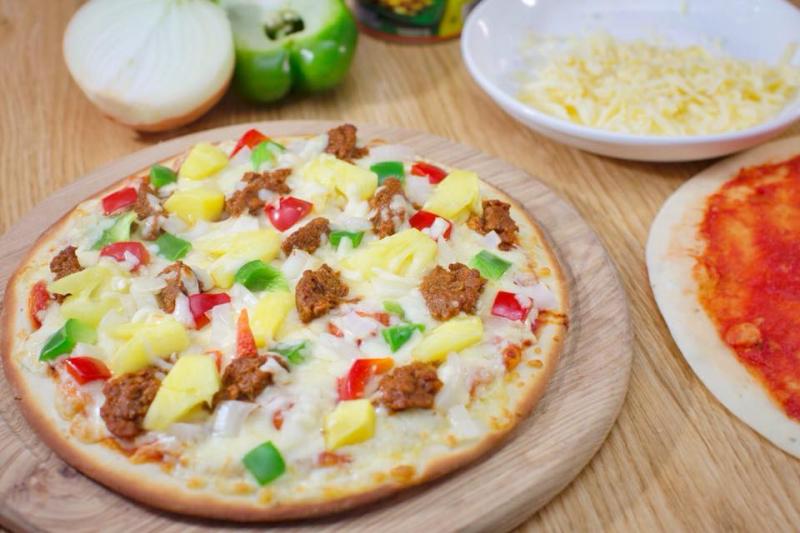 Germany Pizza