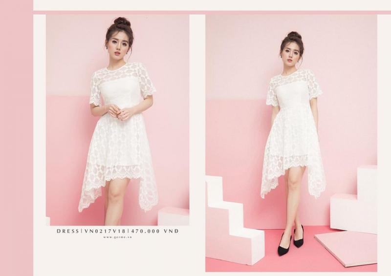 Mẫu váy mới nhất của Germe Shop