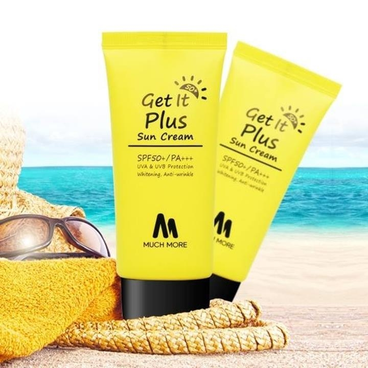Kem chống nắng Get It Plus Much More SPF50+/PA+++