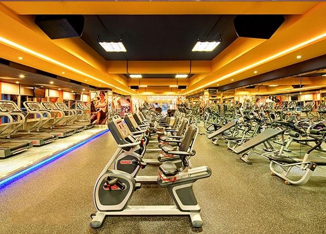 Không gian của Getfit Gym & Yoga