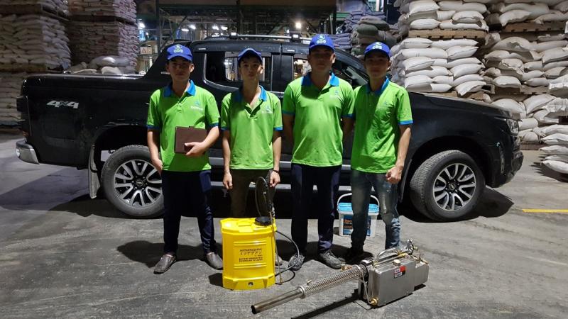 Xử lý côn trùng và động vật cho nhà máy CP Feed – CP Group Đồng Nai