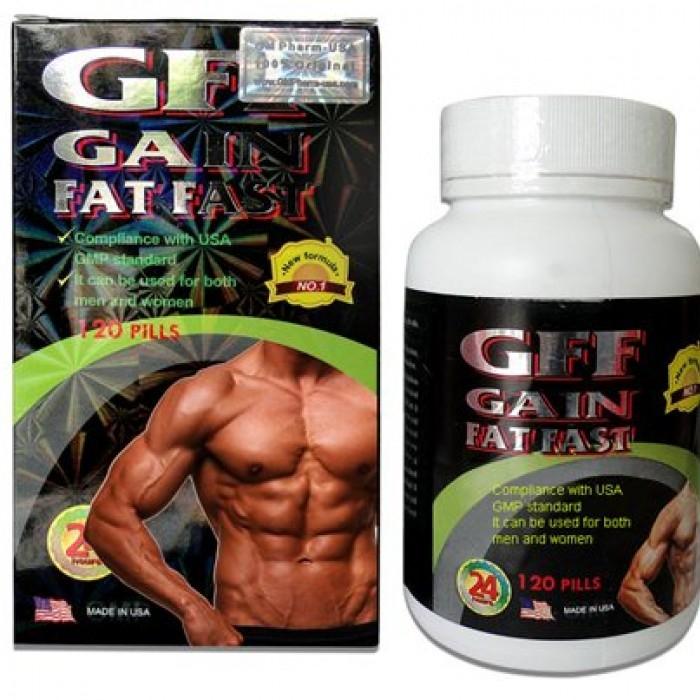 TPCN tăng cân tăng cơ GFF Gain Fat Fast