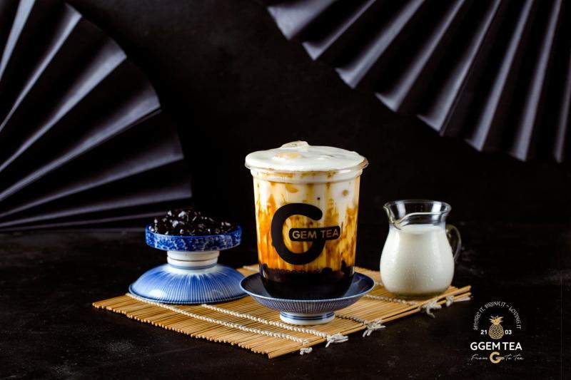 GGem tea