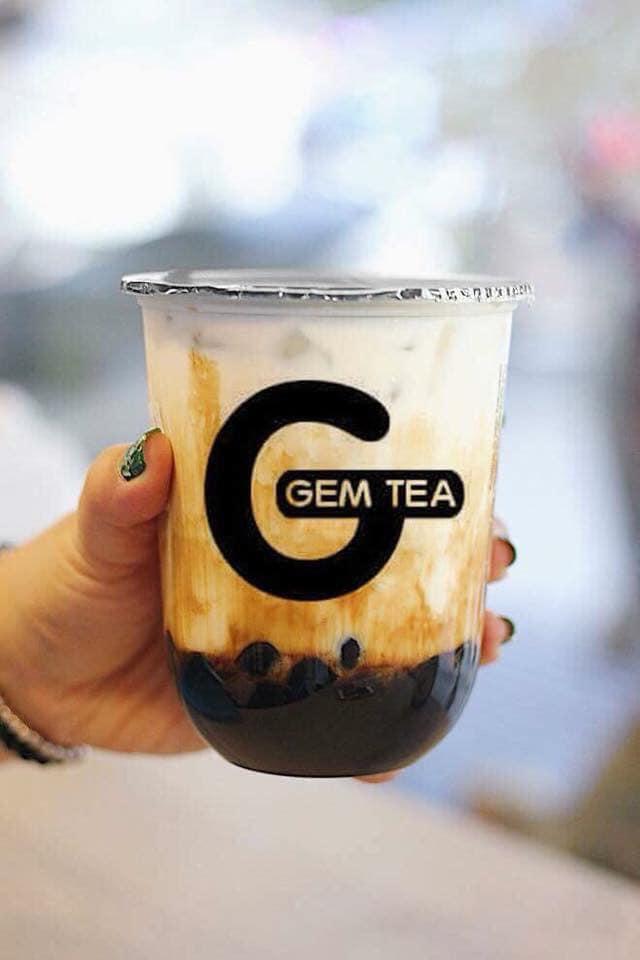 Đến với GGemtea, bạn sẽ có cơ hội được thưởng thức sữa tươi trân châu đường đen thơm ngon hấp dẫn