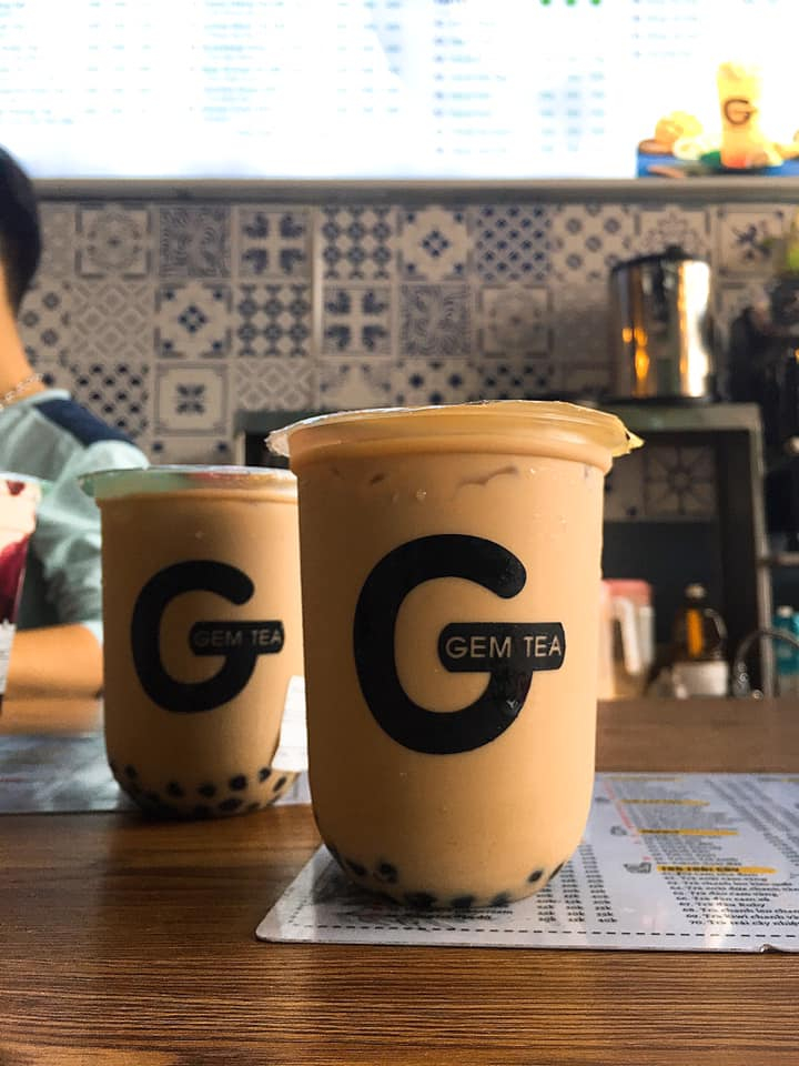 GGem Tea Đại Đồng
