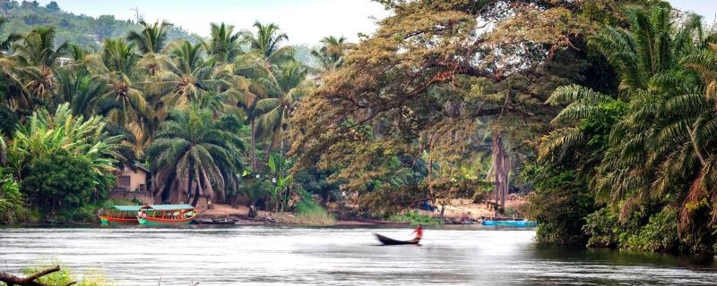 Ghana nhận được nhiều ưu đãi từ thiên nhiên