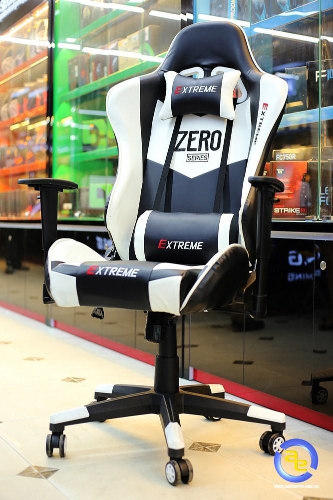 Extreme Zero được biết đến như một ông hoàng của dòng ghế chơi game ở phân khúc giá rẻ