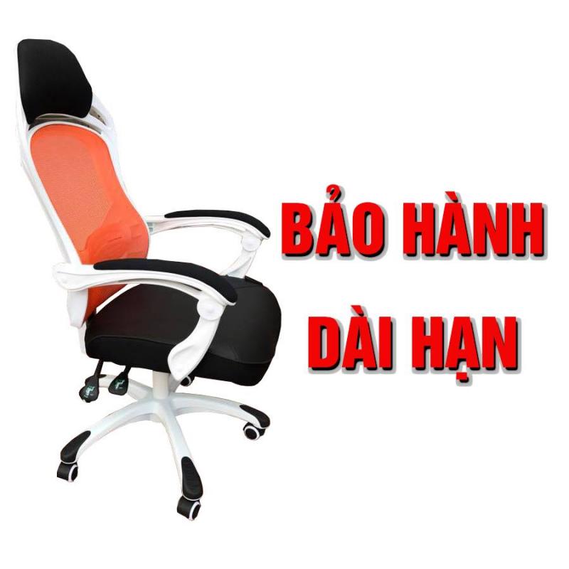 Chỉ với giá hơn 1 triệu đồng bạn đã sở hữu ngay ghế chơi game lưng ngả - chân xoay, tự thay đổi chiều cao tùy ý.