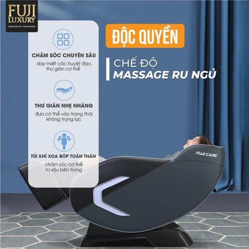 Ghế Massage Fuji - Nhật Bản