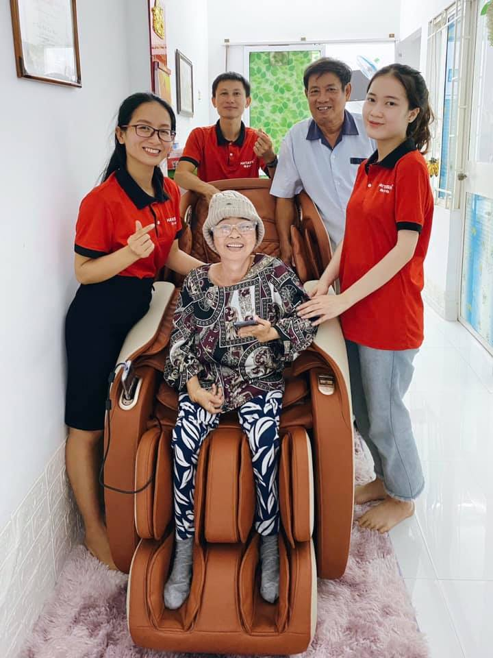 Ghế Massage - Máy Chạy Bộ Kaitashi Nha Trang - Khánh Hòa