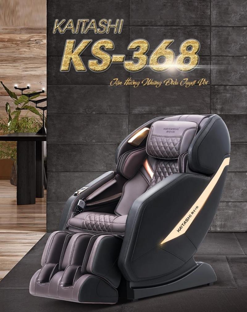 Ghế Massage - Máy Chạy Bộ Kaitashi tại Kontum
