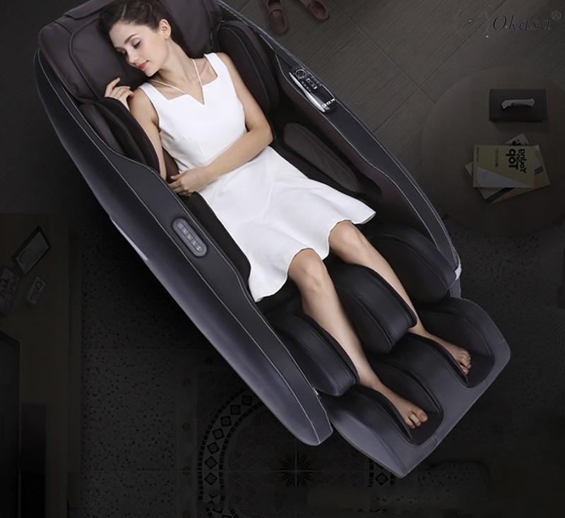 Ghế massage Okasa OS-468 hội tụ nhiều tính năng độc đáo vượt trội