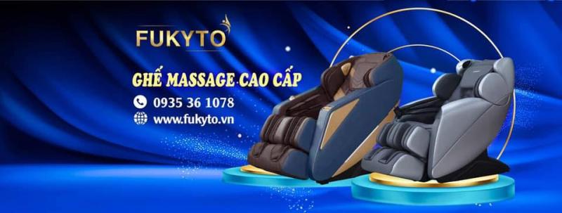 Ghế Massage Phan Rang Tháp Chàm Fukyto