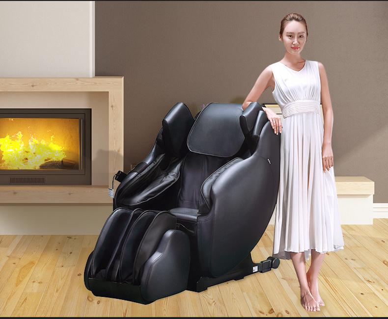 Ghế massage toàn thân Inada HCP-S878D sử dụng chất liệu cao cấp