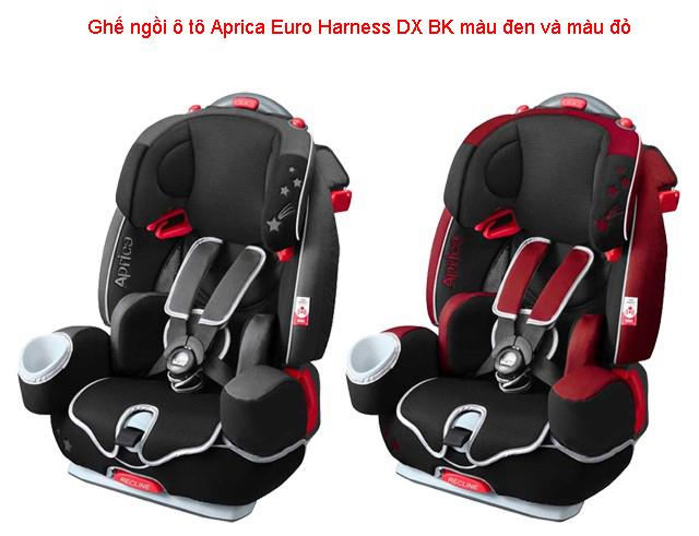 Ghế ngồi ô tô Aprica - Euro Harness DX