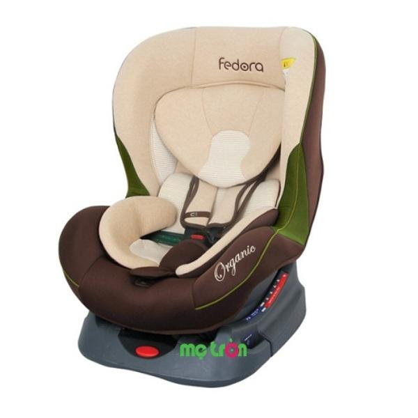 Ghế ngồi ô tô Fedora C1 chất liệu 100% Organic
