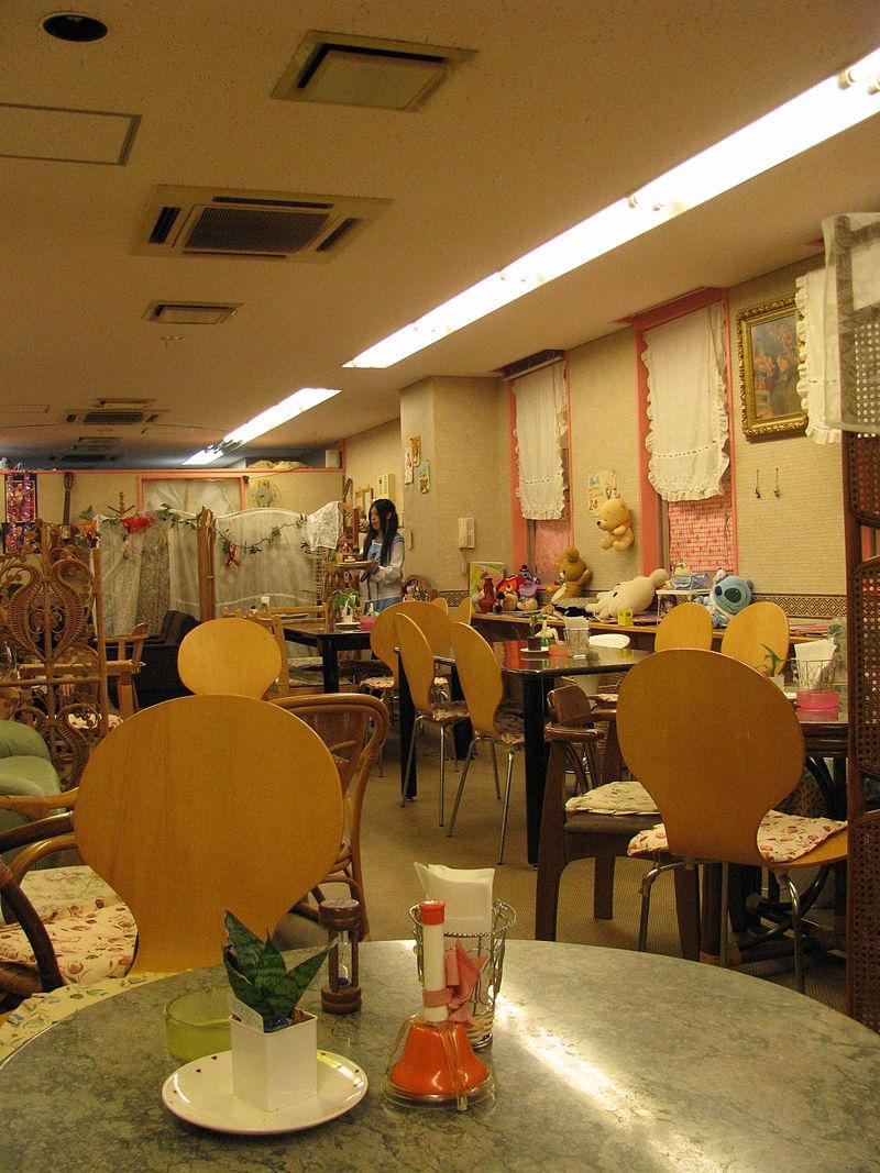 Maid Café (Nguồn: Sưu tầm)