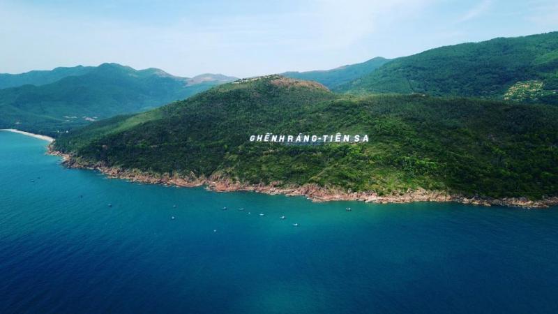 Ghềnh Ráng Tiên Sa (nguồn: Internet)