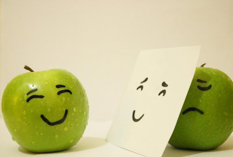 Phải biết được cảm xúc của bản thân và ghi nhận nó