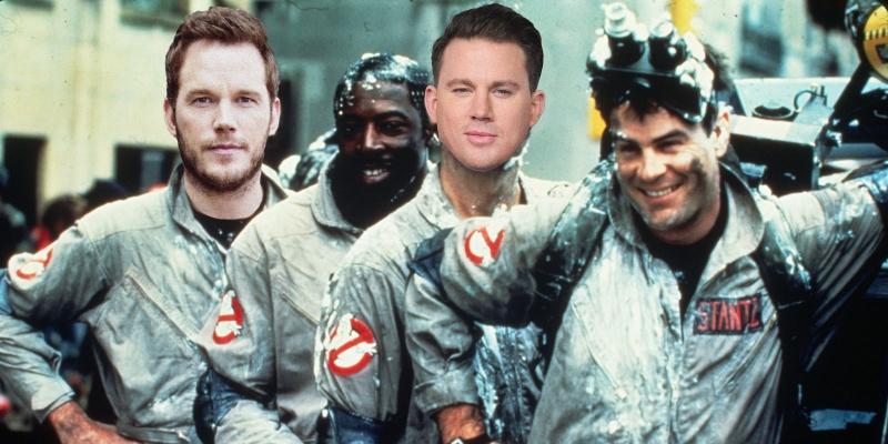 Ghostbusters nguyên tác - Nguồn: Sưu tầm
