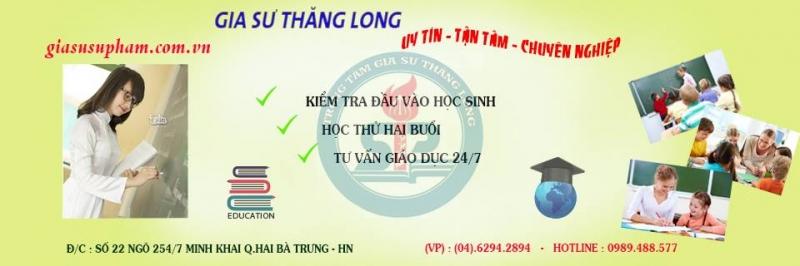Gia sư Thăng Long