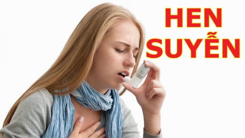 Sử dụng kháng sinh tăng nguy cơ gây bệnh hen suyễn