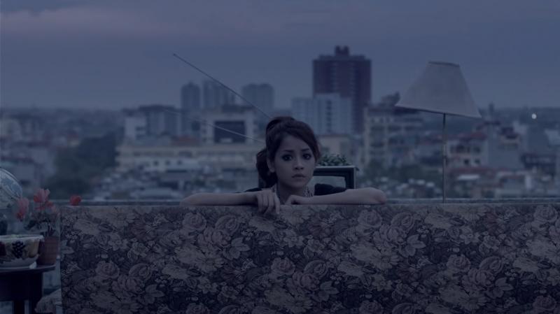 Tạo hình của Chi Pu trong phim