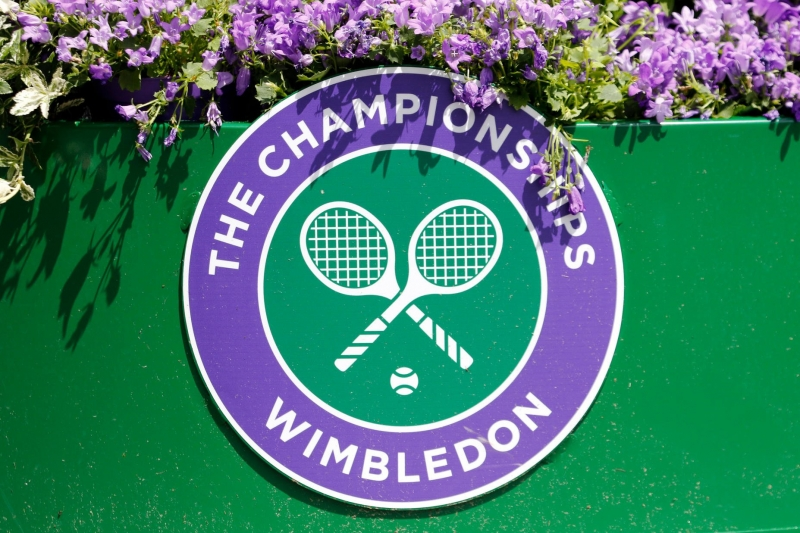 Wimbledon được tổ chức tại thành phố London nước Anh