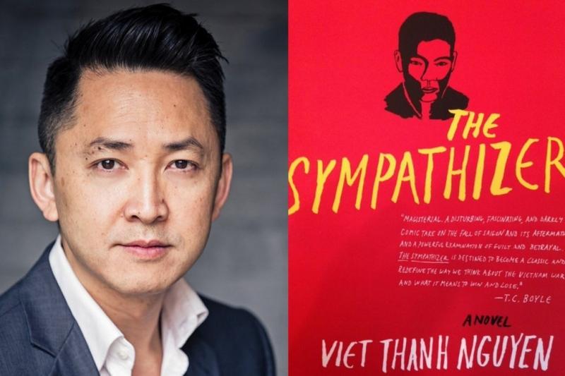 Nguyễn Thanh Việt -tác giả người Mỹ gốc Việt đã đoạt giải Pulitzer 2016 ở hàng mục Tiểu thuyết