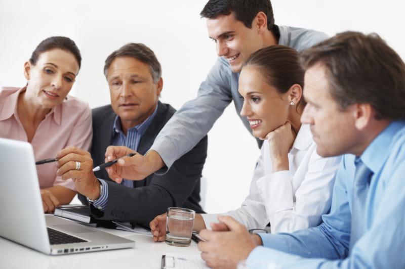 Giải quyết các mối quan tâm mang tính toàn công ty